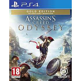 Assassin's Creed: Odyssey - Gold Edition (PS4)