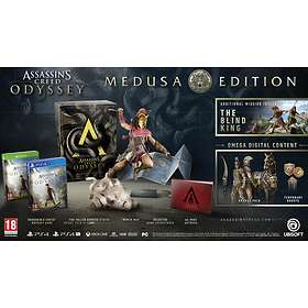 Assassin's Creed: Odyssey - Medusa Edition (PS4)