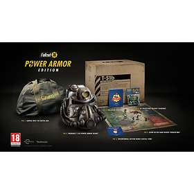 Fallout 76 - Power Armor Edition (PS4)