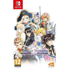 Tales of Vesperia - Definitive Edition (Switch)