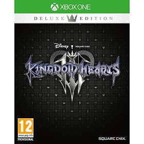 Kingdom Hearts III - Deluxe Edition (Xbox One)