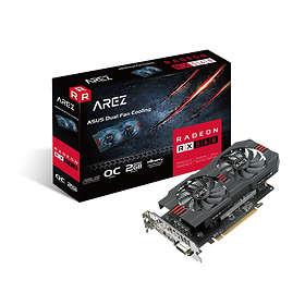 Asus Radeon RX 560 Arez EVO OC HDMI DP 2GB