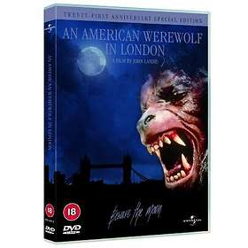An American Werewolf In London (UK)
