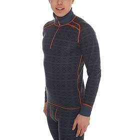 c61398b2 Best pris på Stormberg Rauland 2-Layer Wool Polo LS Shirt Half Zip ...