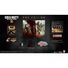 black ops 4 standard edition ps4