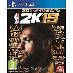 NBA 2K19 - 20th Anniversary Edition (PS4)