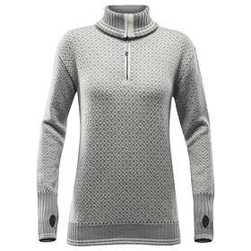 Devold Slogen Neck Sweater Half Zip (Dame)