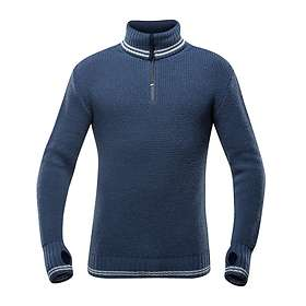 Devold Randers Neck Sweater Half Zip (Herre)