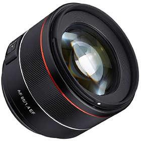 Samyang AF 85/1,4 EF for Canon