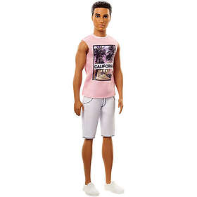 Barbie Fashionistas Ken Doll FJF75