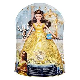 Disney Beauty and the Beast Enchanting Melodies Belle Doll B9165
