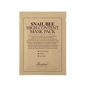 Benton Snail Bee High Content Mask Sheet 1st