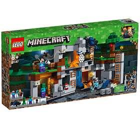 LEGO Minecraft 21147 Berggrundsäventyren
