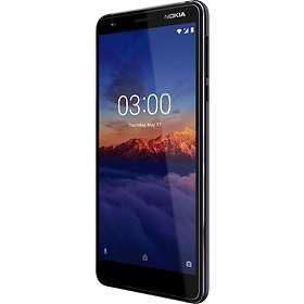 Jämför priser på Nokia 3.1 Dual SIM 32GB Mobiltelefoner - Hitta ... 6f5cd813ba0eb