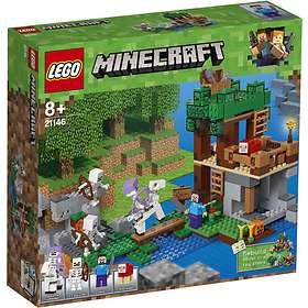LEGO Minecraft 21146 Skelettattacken
