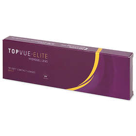 TopVue Elite Hydrogel Lens (10-pack)