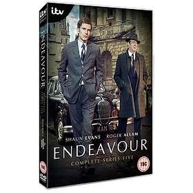 Endeavour - Season 5 (UK)
