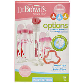 Dr Brown's Options Anti-kolikk Special Edition Gift Set 5-pack