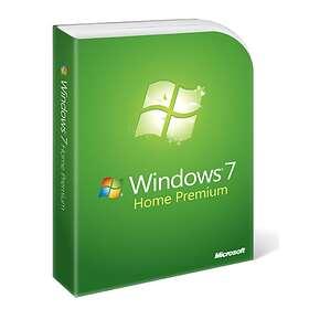 Microsoft Windows 7 Home Premium Sve (64-bit OEM)