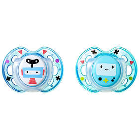 Tommee Tippee Fun Style 6-18m 2-pack