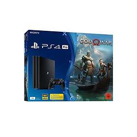 Sony PlayStation 4 Pro 1To (+ God of War)