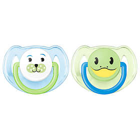 Philips Avent Classic Animal 6-18m 2-pack