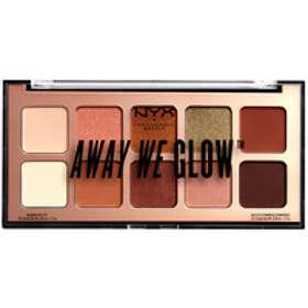 NYX Away We Glow Eyeshadow Palette