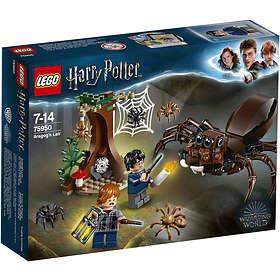 LEGO Harry Potter 75950 Le repaire d'Aragog