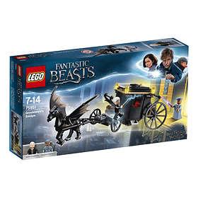 LEGO Fantastic Beasts 75951 Grindelwaldin Pako