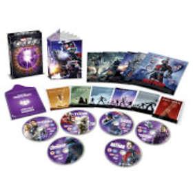 Marvel Cinematic Universe: Phase Two (UK)