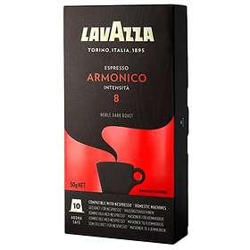 Lavazza Nespresso Espresso Armonico 10st (Kapsler)