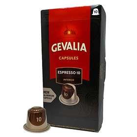 Gevalia Nespresso Espresso 10 Intenso 10st (kapslar)
