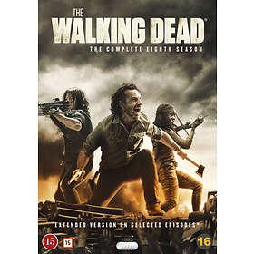 The Walking Dead - Säsong 8 (DK)