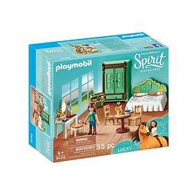 Playmobil Spirit Riding Free 9476 Luckys sovrum