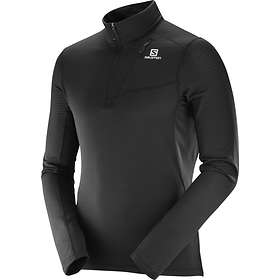 Salomon Grid Shirt Half Zip (Herr)