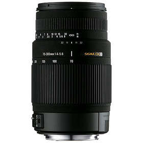 Sigma AF 70-300/4.0-5.6 DG OS for Canon