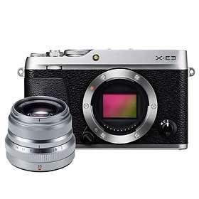 Fujifilm X-E3 + 35/2,0 R WR