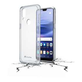 Cellularline Clear Duo for Huawei P20 Lite