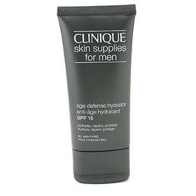 Clinique Skin Supplies For Men Age Defense Hydrator SPF15 50ml