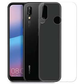 Puro Clear Cover for Huawei P20 Lite