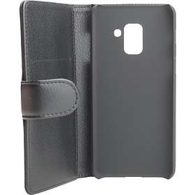 iZound Leather Wallet Case for Samsung Galaxy A8 2018