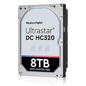 HGST Ultrastar DC HC320 HUS728T8TL5201 256MB 8TB