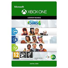 The Sims 4 Bundle (Xbox One)
