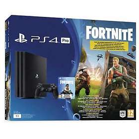 Sony PlayStation 4 Pro 1To (+ Fortnite)