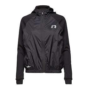 Newline Black Hooded Track Jacket (Herr)