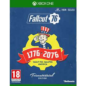 Fallout 76 - Tricentennial Edition (Xbox One)