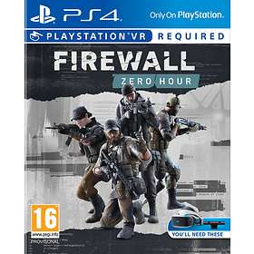Firewall: Zero Hour (VR) (PS4)