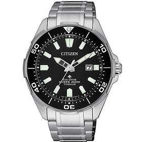 Citizen Promaster Diver's Eco Drive 200M Super Titanium BN0200-81E