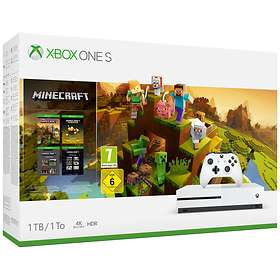 Microsoft Xbox One S 1To (+ Minecraft)