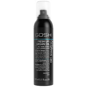GOSH Cosmetics Fresh Up Argan Oil Dry Shampoo 150ml